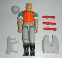 1990 GI Joe Navy Assault Seaman Topside USN Sailor v1 Action Figure *Complete