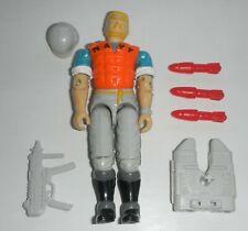 GI JOE SUB-ZERO BACKPACK ACCESSORY 1990 G.I JOE GREAT SHAPE