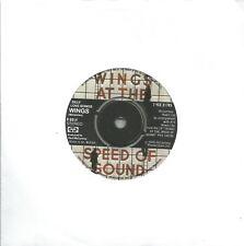 Wings (Paul McCartney) - Silly Love Songs original 1976 7 inch vinyl single