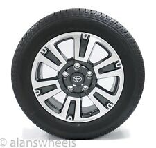 "New Takeoff 2019 Toyota Tundra Sequioa 20"" Factory OEM Wheels Rims Tires 2007-20"