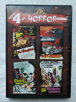 Movies 4 You: Classic Horror (DVD, 2014)