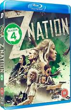 Z-NATION - Season 4 - BLU RAY - UNCUT - Staffel 4 - Z Nation
