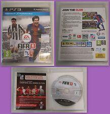 FIFA 13 PS3 sony playstation