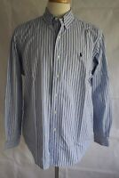 RALPH LAUREN Men's Long Sleeve Classic Fit Button Down Dress Shirt Size L