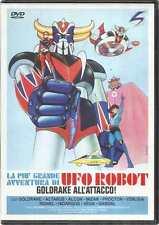 LA PIU' GRANDE AVVENTURA DI UFO ROBOT - GOLDRAKE ALL'ATTACCO! DVD