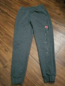 CHAMPION JOGGERS BOYS YOUTH XLARGE GRAY SOME WATER SPOTS SEE PICS