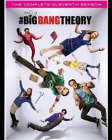 The Big Bang Theory Season 11 (DVD) NEW RELEASE! FREE SHIP