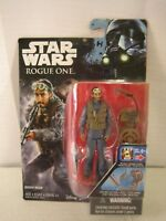 RARE BODHI ROOK STAR WARS 3.75 FIGURES ROGUE ONE WAVE 3