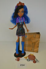 "(Nr. P234) Mattel - Monster High Puppe Robecca Steam ""Kunstklasse / Art Class"""