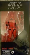 STAR WARS BLACK SERIES THE RISE OF SKYWALKER 6-INCH SITH JET TROOPER FIGURE