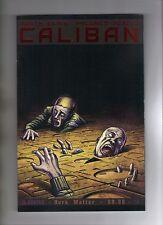CALIBAN #3 FACUNDO PERCIO DARK MATTER VARIANT COVER - 2014