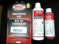 Kit pulizia lavaggio BMC WA250-500 per filtro aria BMC K&N auto moto air filter