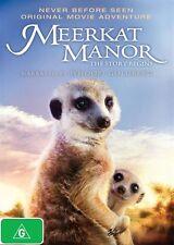 Meerkat Manor - The Story Begins (DVD, 2009)