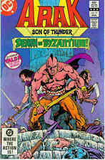 Arak, Son of Thunder # 17 (also: Valda) (USA,1983)