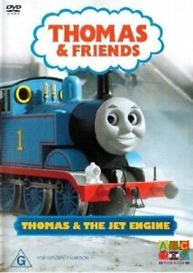 Thomas The Tank Engine And Friends - Thomas And The Jet Engine (DVD, 2003)