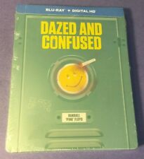 Dazed and Confused [ Limited STEELBOOK Edition ] (Blu-ray Disc)  NEW