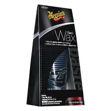 Meguiar's Black Wax Color & Shine on Dark to Black Paint Perfect For Dark Colors