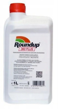 ROUNDUP 1L 360 CONCENTRATE PLUS  ROUNDAP WEEDKILLER PRO  EXTENDED CONTROL