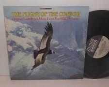 BBC REB 440 The Flight Of The Condor TV Soundtrack  HP TAS