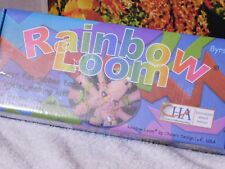 Crafting Mini Rainbow Loom With Hook & Rubber Bands By Craft & Hobby