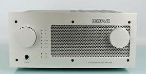 OCTAVE V50 MK1 Line Röhrenverstärker mit Fernbedienung und Gewährleistung