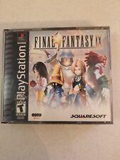 Final Fantasy IX (Sony PlayStation 1, 2000)