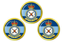 656 Squadron Aac , Armée Britannique Marqueurs de Balles de Golf
