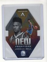 2017-18 Ascension New Frontiers Jordan Bell Die Cut SSP ( Warriors )