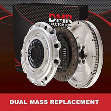 VW Bora 1.9 TDi Clutch Kit + Dual Mass Replacement Flywheel (SMF)