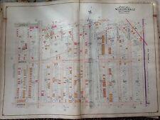 1907 MIDWOOD CONEY ISLAND AVE. BROOKLYN NY AVE D-AVE M & OCEAN-E9TH ATLAS MAP
