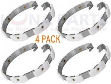 4 Pack - W10817888 PS350904 3951993 WP8299642 Washer 6 Pad Clutch Lining