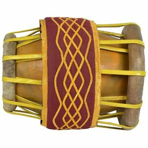 Jack Wood Thavil Pakhawaj Drum Hand Percussion Dholak Folk & Musical Instrument