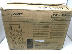 APC UPS Battery Backup Surge Protector 1500VA BR1500MS *BRAND NEW*