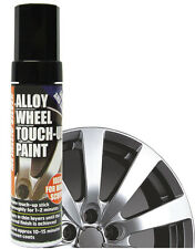 E-Tech Car Alloy Wheel Chip Kerb Damaged Repair Touch Up Paint Pen Stick- SILVER