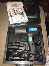 "Chicago Electric Impact Wrench 12V 1/2"" Emergency Roadside Kit Lug Nut 92349 (JD"