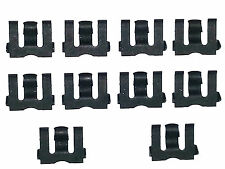 55-80 NOS Chrysler Dodge Ply Glass Window Channel Run Weatherstrip Clips 10pcs A