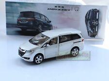 1/32 Honda Odyssey MPV Silver pull back car Toy Metal Diecast Sound&Light