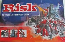 Parker Brothers Wooden Risk Board & Traditional Games