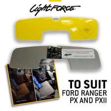 LIGHTFORCE FORD RANGER PX PX2 PX3 LED INTERIOR LIGHT UPGRADE 4300K NATURAL WHITE