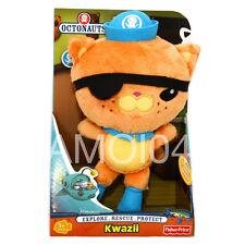 "Octonauts Kwazii 8"" inch Plush Soft Toy New"