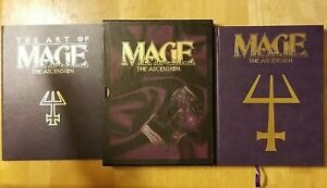 Mage The Ascension 3rd Limited Edition - Slipcase - White Wolf