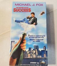 The Secret of My Success (VHS, 1996) - New & Sealed!
