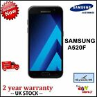 Brand New Samsung Galaxy A5 2017 Sealed Box SM-A520F SKY BLACK 4G UNLOCKED A520