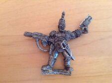 Necromunda Goliath Leader w/ Meltagun Metal Figure Warhammer 40K C132