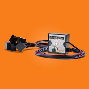 MarderSICHER BLITZ ⚡ LED-Blitzlicht ✔️Marderschutz ✔️Marderabwehr (KFZ PKW Auto)