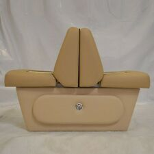Scout Boat Back To Back Lounge Seats With Storage Khaki Beige