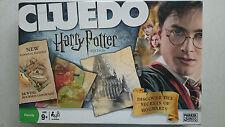 Harry Potter Cluedo gioco da tavolo da PARKER 2008 inutilizzato