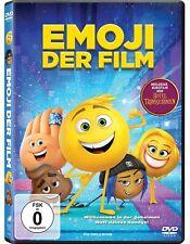 Emoji - Der Film   DVD NEU