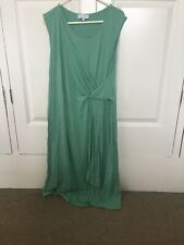 Next Green Maternity Occasion Dress Size 12