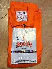 """Roots Orange Flamebuster FR Welding Coverall Overall UK Size 56"""" Chest EU 66"""